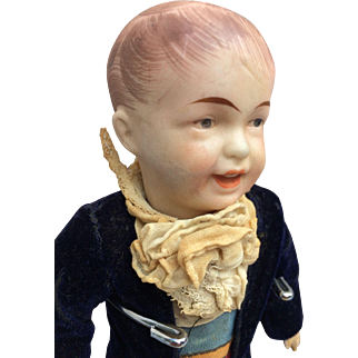 Antique character doll from SFBJ 235.