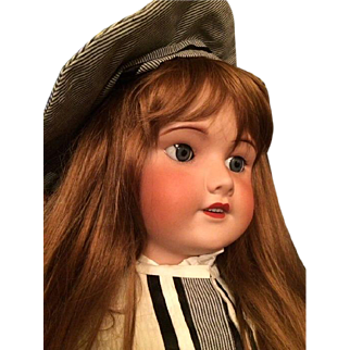 Very rare big Unis France doll 40 inch tall!!