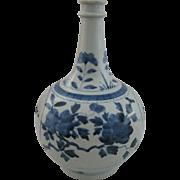 Japanese Arita Apothecary Jar, 17th Century
