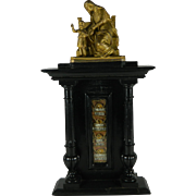 Large Reliquary with Relics from Virgin Mary Saint Anne Saint Joseph Saint Joachim Italy