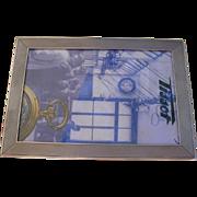Vintage Sterling Silver Photograph Frame.
