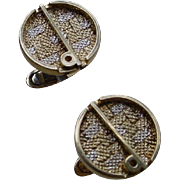 Dunhill 18K Gold Cuff Links