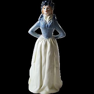 "Goebel Fashion Figurine ""Impatience"" 1983"