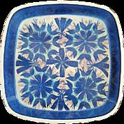 Royal Copenhagen Aluminia Mid-century Pottery Dish