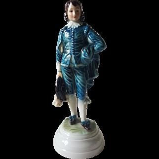 Goebel W. Germany Blueboy Figurine