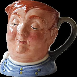 Royal Doulton Character Jug, Dickens Fat Boy