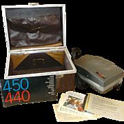 Vintage Polaroid 440 Camera