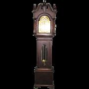 Mahogany 5 Tube Grandfather Clock