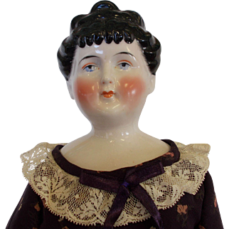 Very rare Conta Boehme China Doll