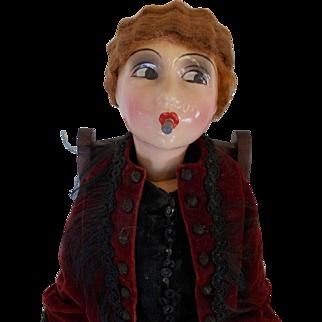 Rare Rare Cubeb Smoker Red Head Boudior