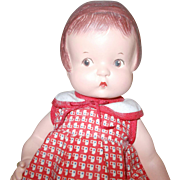 Vintage Composition Effanbee Patsy Doll