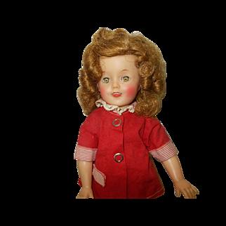 Ideal Shirley Temple circa 1957