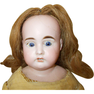 German Bisque Unidentified Maker Doll