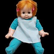 "Madame Alexander ""Rusty"" baby doll"
