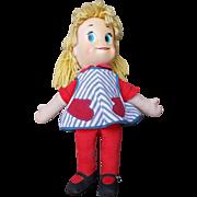 """Mattel's """"Sister Belle"""""""