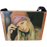 Album Purse of Barbara Streisand - Red Tag Sale Item