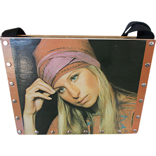 Album Purse of Barbara Streisand