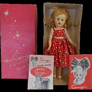 MIB Miss Ginger by Cosmopolitan circa 1957