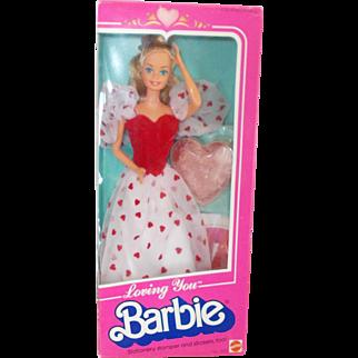 Loving You by Mattel circa 1983