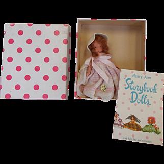 "MIB Storybook Doll ""Autumn"""