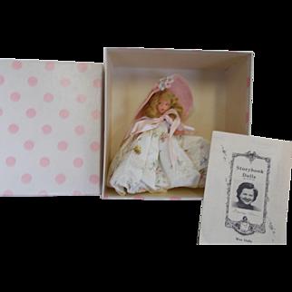 "MIB Storybook Doll ""Sunday's Child"""