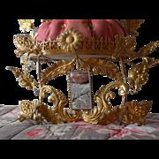 Antique globe de Mariée