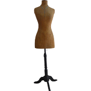 French antique mannequin