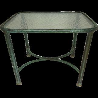 Bronze Table by Robert Lewis c.1940