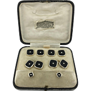 1930s Gentlemen's Dress Stud Set