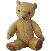 Chad Valley Magna Teddy Bear, 1930s