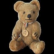 Dean's Childsplay Teddy Bear, English, Circa 1950s