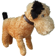 Large Standing Mohair Terrier, English, Pre-WWII