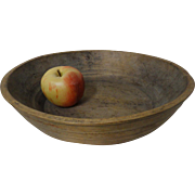 Early Treenware Bowl