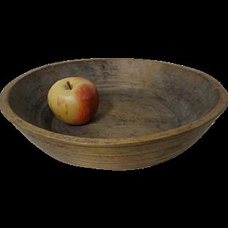 Early Treenware Bowl