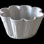 Shelley Porcelain Jelly Mold