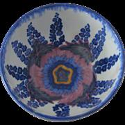 Carlton Ware Handcraft Delphinium Small Bowl