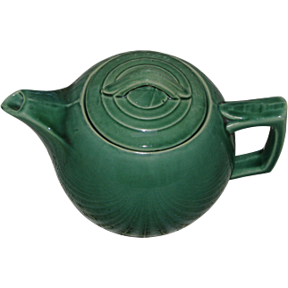 Vintage McCoy Teapot from the 1930's