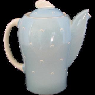 Susie Cooper Hot Water Pot Kestral Shape