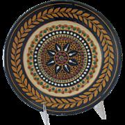 Grande Maison Breton Broderie Plate