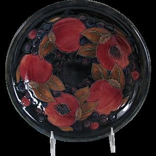 William Moorcroft Pomegranate Dish
