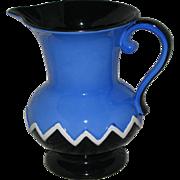 Thomas Lawrence Falconware Jazz Age Ceramic Pitcher