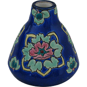 Longwy Bud Vase from France