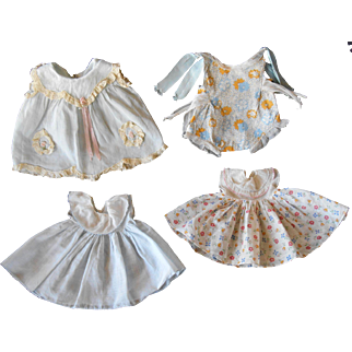 """Vintage Baby Doll Clothes for 16"""" Dy Dee or Tiny Tears"""