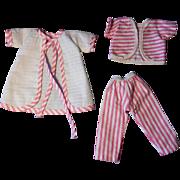 Betsy McCall Pajamas--Vintage 1950's
