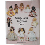 Nancy Ann Storybook Dolls book 1988