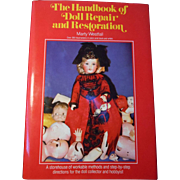 Handbook of Doll Repair and Restoration--OOP Book