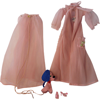 Barbie Nighty Negligee Set #965--1960