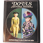 Dolls by Antonia Fraser--1973 printing