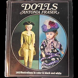 Dolls by Antonia Fraser--1973 printing