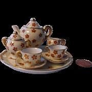 Tiny Tea Set from Occupied Japan